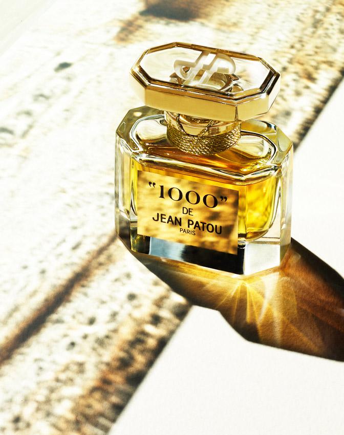Jean patou 1000 fragrance, David Parfitt photographer London
