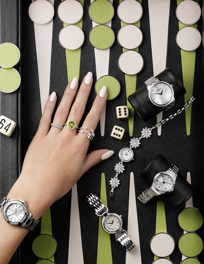 watches backgammon