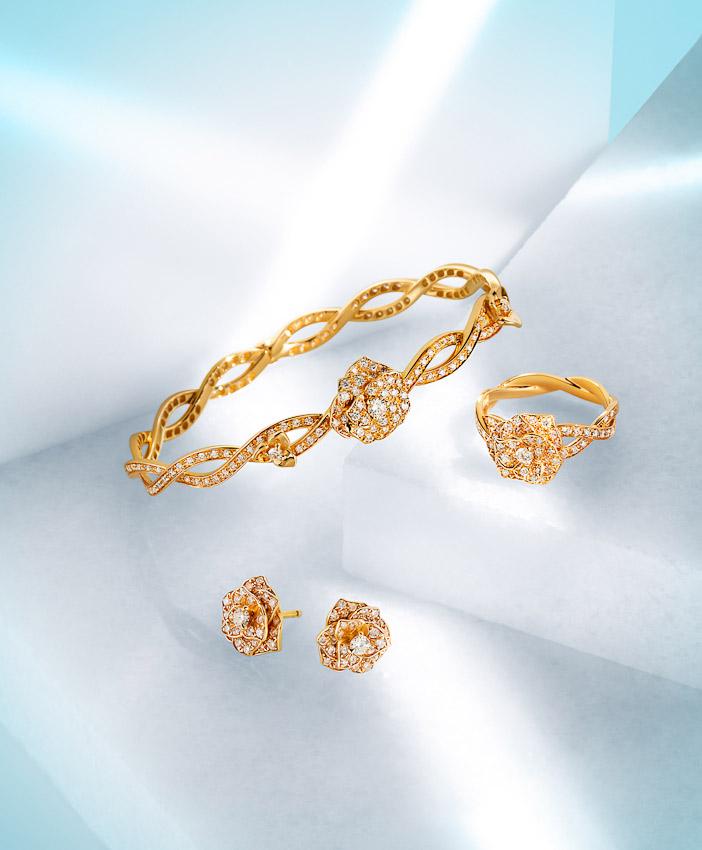Piaget Rose jewellery Net-a-Porter