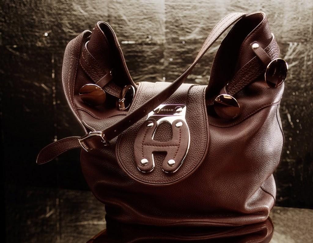 brown hogan bag, fashion accessories, luxury accessories, still life photography, David Parfitt, still-life, liquid photography, still-life photography, still-life photographer, still-life photographer London, David Parfitt
